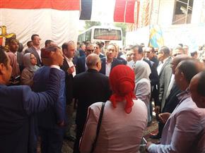 رئيس الوزراء يتفقد مستشفى الإصابات الحديثة بجامعة أسيوط |صور