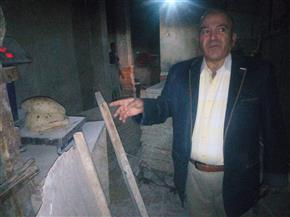 إحالة مفتش تموين بالسنطة للتحقيق بسبب عدم متابعة المخابز  صور