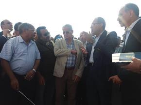 تفاصيل زيارة رئيس الوزراء لطريق الهضبة ومدينة ناصر بغرب أسيوط  |صور