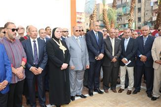 محافظ القاهرة: تطوير مدرستي النصر والسلام في الزاوية بمنحة أوروبية |صور