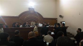 تأجيل محاكمة المتهمين بقتل رئيس دير الأنبا مقار بوادي النطرون