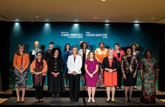 """وزيرات الخارجية يتعهدن في قمة مونتريال تقديم """"منظور نسوي"""" للسياسة الخارجية"""