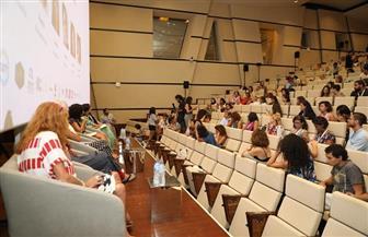 التنمر والتحرش أهم محاور ندوة تمكين المرأة في الجونة السينمائي | صور