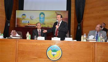 """تفاصيل فعاليات المؤتمر الدولي الأول """"مصر تخترع"""" بجامعة طنطا   صور"""