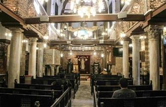 كنائس زويلة الأثرية تختم نشاطها الصيفي بالنشيد الوطني والصلاة من أجل مصر