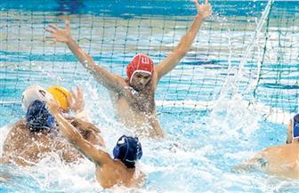 معسكر لمنتخب كرة الماء في اليونان استعدادا لبطولة العالم