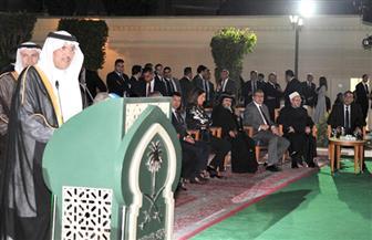 """السفير السعودي يتذكر كلمة الملك عبدالعزيز في العيد الوطني للمملكة: """"جيش مصر جيشكم وحضارتها حضارتكم"""""""