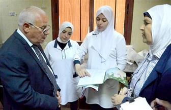 الغضبان يكلف نائبه بإعادة رفع كفاءة مركز طب الأسنان ببورسعيد | صور