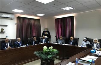 رئيس جامعة الإسكندرية ممثلا للجامعات المصرية في اجتماع مجلس إدارة الجودة والاعتماد بالأردن