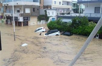 لطيفة تعلق على فيضانات تونس المرعبة
