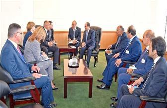 الرئيس السيسي يلتقي رئيس الوزراء البلغاري.. ويؤكد حرص مصر على تعزيز التعاون بين البلدين
