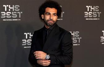 محمد صلاح يصل إلى القاعة الملكية مقر حفل جوائز فيفا للأفضل 2018 | فيديو وصور