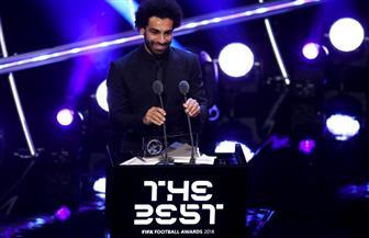 محمد صلاح بعد الفوز بأفضل هدف في 2018: أتطلع إلى الجائزة الثانية | فيديو