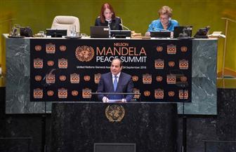 """أمين التنظيم بـ""""مستقبل وطن"""": كلمة الرئيس السيسي بقمة نيلسون مانديلا تؤكد الحضور القوي لمصر دوليا"""