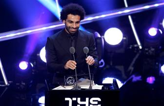 محمد صلاح ثالث أفضل لاعب في العالم للعام 2018.. رسميا