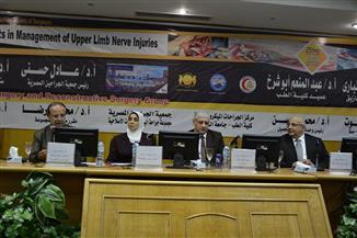 افتتاح أعمال المؤتمر 36 لجمعية الجراحين المصرية بطب الزقازيق