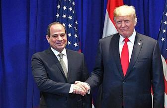الرئيس السيسي: ترامب أحدث تغيرات فريدة في سياسات أمريكا على مستوى العالم