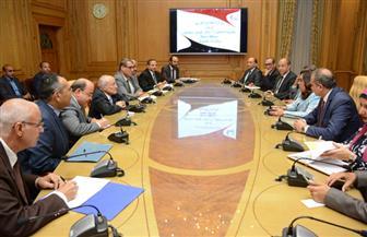 """الإنتاج الحربي ومحافظة دمياط توقعان بروتوكول تعاون مع """"صندوق تطوير العشوائيات"""""""