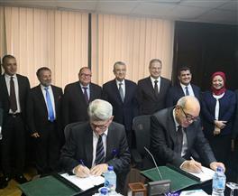 توقيع عقد تحديث مركز التحكم الإقليمي لشبكة كهرباء منطقة القناة
