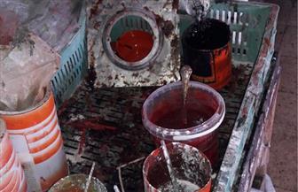 ضبط مصنع حلويات في المراغة يعمل بدون ترخيص بداخله حلوى مجهولة المصدر