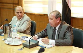 محافظ كفر الشيخ يشارك في اجتماع مجلس الجامعة | فيديو