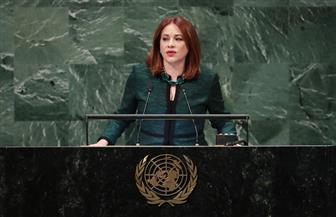 رئيسة الجمعية العامة للأمم المتحدة: نستهدف مكافحة التمييز وتحديد أولويات احتياجات 68.5 مليون لاجئ