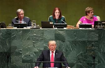 ترامب: أشكر الأردن على استقبال اللاجئين السوريين .. ويجب إبعاد إيران عن الأزمة