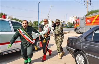 إيران: اعتقال 22 شخصا على صلة بالهجوم على العرض العسكري