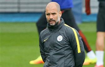 جوارديولا يعلن عن تشكيل مانشستر سيتي فى مواجهة أوكسفورد يونايتد