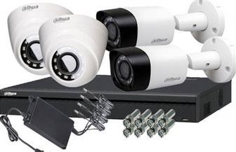 إحباط تهريب 325 كاميرا مراقبة سرية عبر ميناء غرب بورسعيد