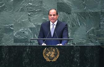 وزير الأوقاف: كلمة الرئيس أمام الجمعية العامة للأمم المتحدة وثيقة عمل مهمة للمؤسسة الدولية