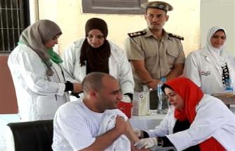 أمن الدقهلية ينظم قافلة للكشف الطبي على نزلاء سجن مركز شرطة السنبلاوين