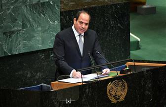 الرئيس السيسي يغادر نيويورك بعد ختام مشاركته باجتماعات الجمعية العامة للأمم المتحدة