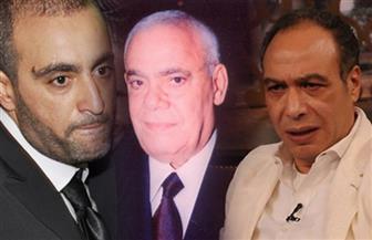 """أحمد السقا ينعي والده وخالد صالح بكلمات """"حزينة"""" في ذكرى وفاتهما"""