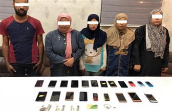 العصابة النسائية للنشل بالإسكندرية تعترف بارتكاب 25 واقعة / صور