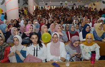 """حاسبات عين شمس"" تحتفل بطلابها   صور"