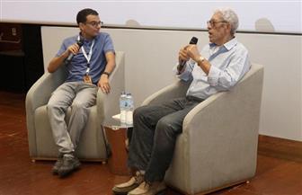 مهرجان الجونة السينمائي يستضيف محاضرة رئيسية للمخرج الكبير داود عبدالسيد |صور