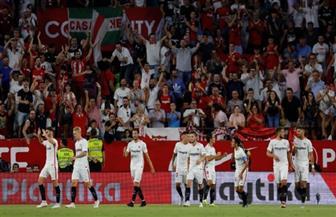 ريال مدريد يخسر بثلاثية في إشبيلية بعد تعثر برشلونة