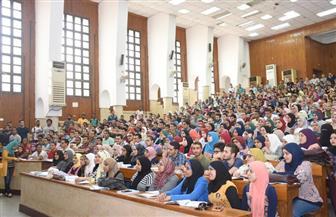 رئيس جامعة القاهرة: توفير جميع عناصر الجودة للعملية التعليمية وتفعيل الأنشطة الطلابية  صور