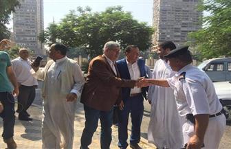 أحمد شوبير يتقدم بأوراق ترشحه في انتخابات اتحاد الكرة التكميلية
