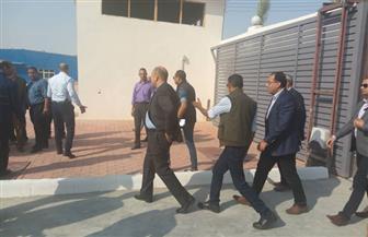 رئيس الوزراء يتفقد أكبر مصنع لإنتاج الطاقة الشمسية في قنا| صور