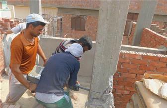 محافظ الشرقية: حصر وإزالة الأدوار المخالفة بالعقارات السكنية بجميع المراكز