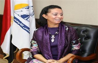 """""""القومي للمرأة"""": وزيرة الثقافة نموذج للمرأة العربية المبدعة"""