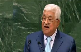 عباس في الأمم المتحدة: تنكر الولايات المتحدة لمسئولياتها أفقد عملية السلام كل مصداقية