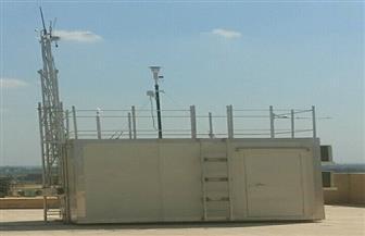 """""""البيئة"""": إنشاء أول محطة رصد لحظية لملوثات الهواء بكفر الشيخ"""