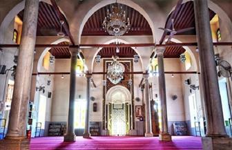 غدا.. افتتاح مسجد أنجا هانم بالإسكندرية بعد ترميمه |صور