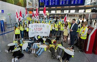 إضراب رايان إير يؤثر على أكثر من 40 ألف مسافر