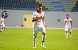 عمر السعيد وكهربا يقودان تشكيل الزمالك أمام مصر المقاصة