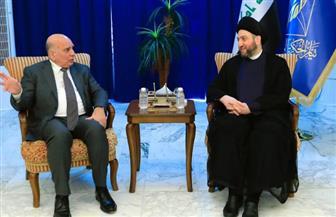 عمار الحكيم: الرئيس العراقي هو واجهة الدولة وحامي دستورها