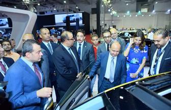 وزير التجارة: صناعة السيارات في مصر أحد أهم القطاعات الإستراتيجية وقاطرة التنمية